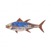 Décoration murale poisson 50 cm