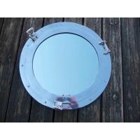 Grand miroir hublot plu 50,5cm ouvrant