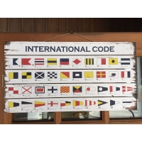 panneau pavillons code international