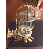 Lampe de coursive de cargo laiton