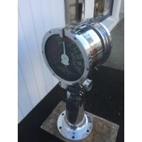 Transmetteur d'ordre aluminium double cadran