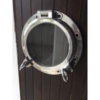 Hublot de cargo aluminium ouvrant diamètre 38 cm