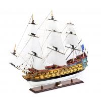 Maquette du galion la Licorne
