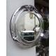 hublot miroir aluminium ouvrant 38cm