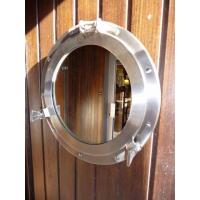 hublot miroir étamé ouvrant 31cm