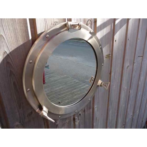 Hublot miroir tam ouvrant 31cm for Hublot ouvrant encastrable