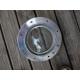 hublot encastrable ouvrant 25cm aluminium