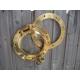 hublot encastrable ouvrant 25cm bronze